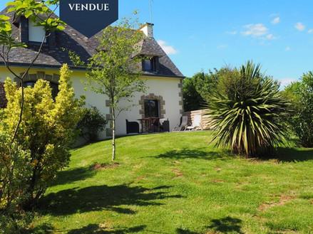 Maison familiale à Hennebont vendue par Maisons de Bretagne , agence immobilière en Morbihan