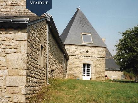 Maison de caractère au Faouët vendue par Maisons de Bretagne , agence immobilière en Morbihan