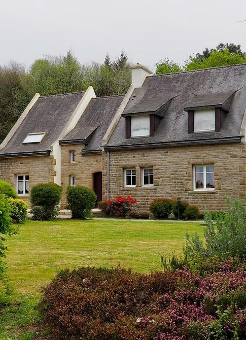 Sous compromis de vente | Maison familiale avec jardin et terrasse en Bretagne