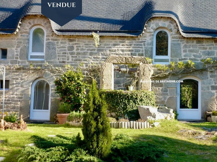 Maison de Charme et caractère à Languidic vendue par Maisons de Bretagne , agence immobilière en Morbihan