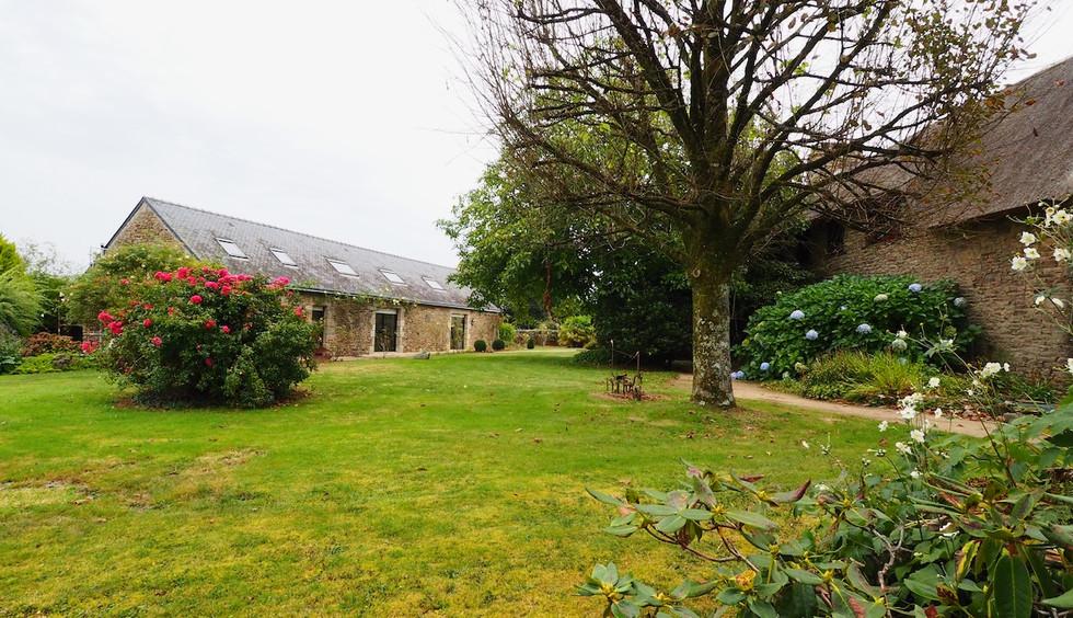 Maison en pierre avec jardin et dépendance à Kervignac Immobilier Maisons de Bretagne