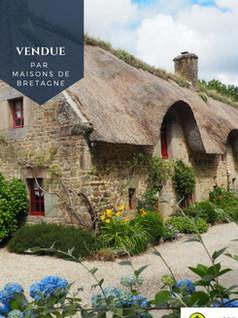 Chaumière à Inzinzac   Morbihan