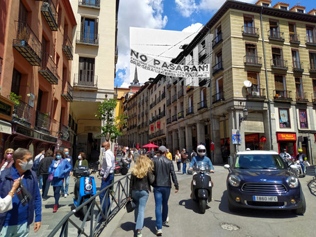 Calle Toledo - 1936