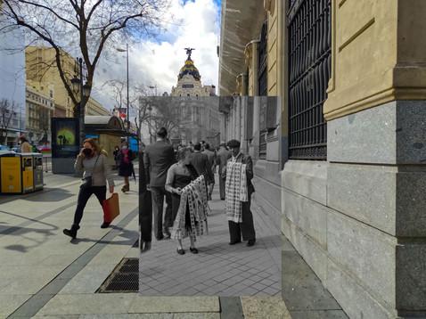 Calle Alcala - 1940