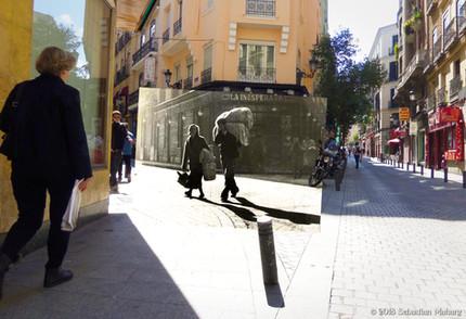 Calle de la Cruz.