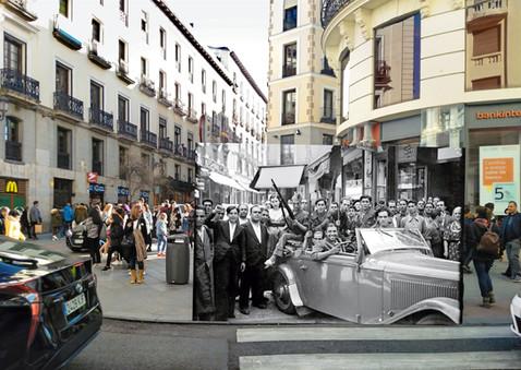 Calle Mayor 1936