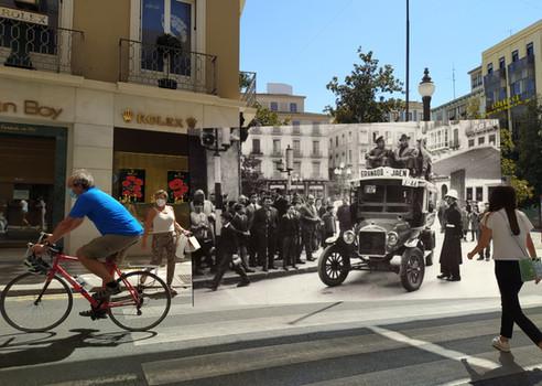 Granada - años 50