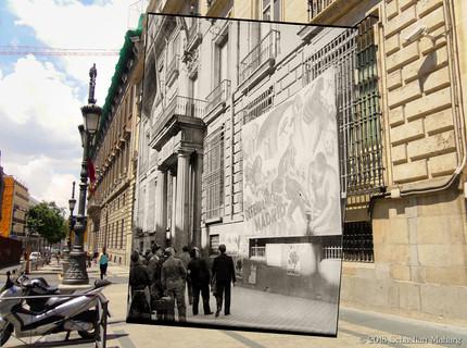 Propaganda. Calle Alcalá.