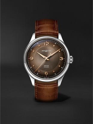 Montblance Timepiece