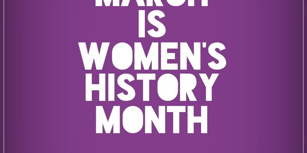 2021 Women's History Month Program