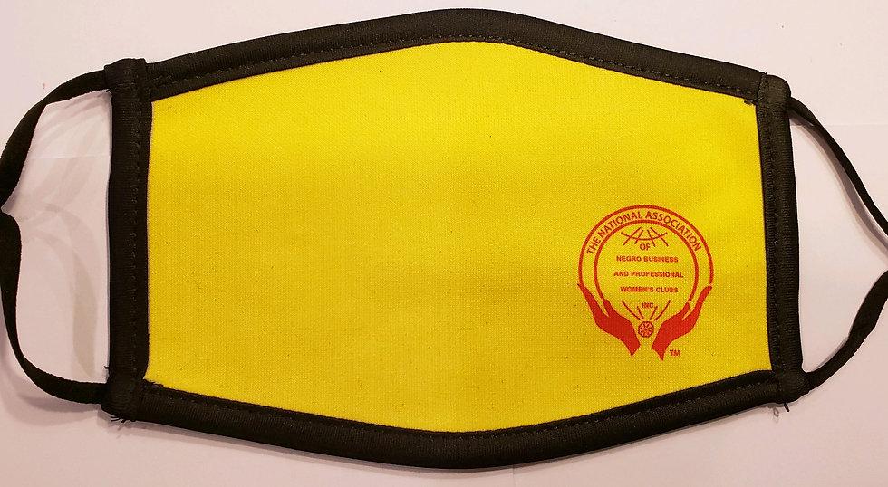 Club Mask (Yellow)