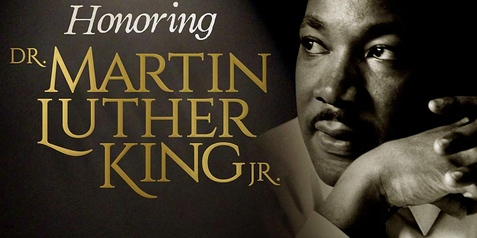 Annual Reverend Dr. Martin Luther King, Jr. Celebration