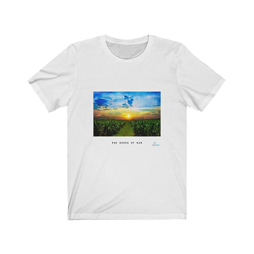 Roots of rum - T-shirt