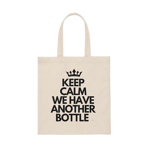 Keep Calm - Tote Bag