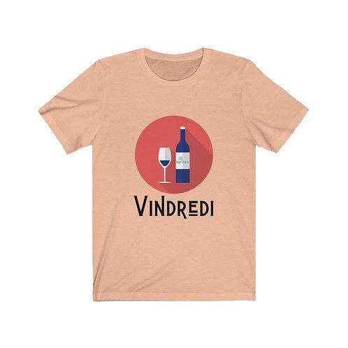 Vindredi - T-shirt