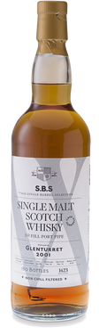 SBS Glenturret Port Pipe 2001 Scotch