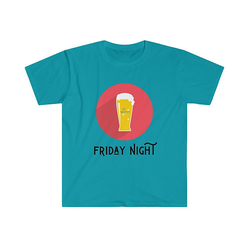 Friday Night Beer - T-shirt