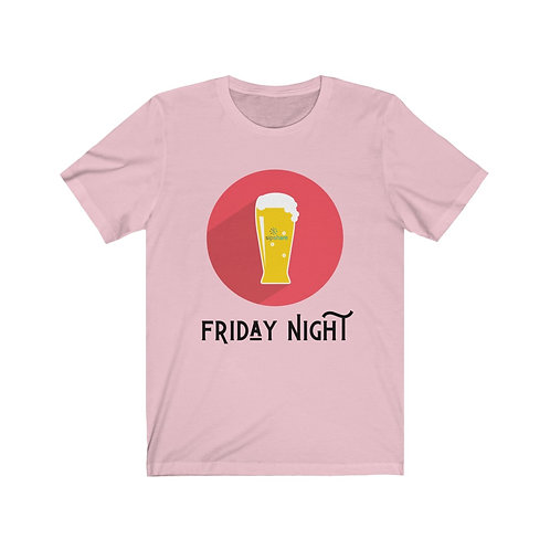 Friday Night Beer - T-shirt