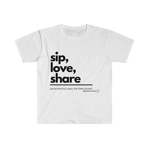 Sip, Love, Share