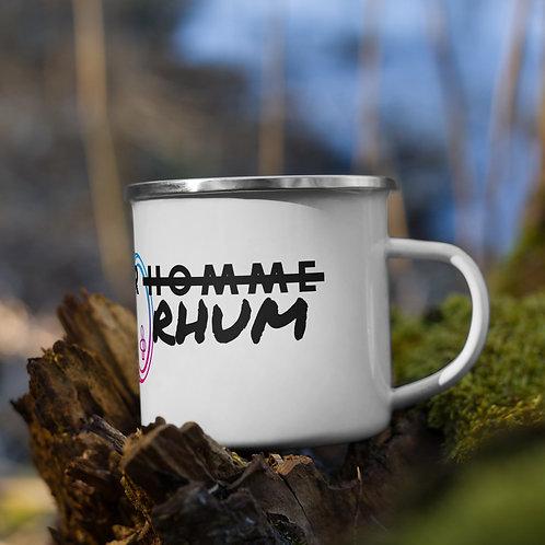 Dernier Rhum - Enamel Mug