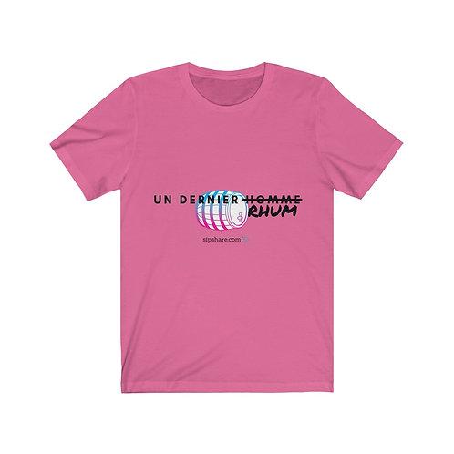 Dernier Rhum - T-shirt