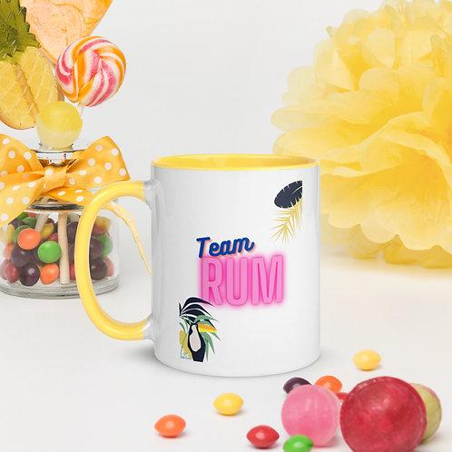Team Rum 21 - Mug