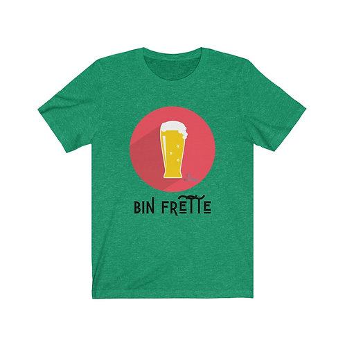 Bin Frette - T-shirt