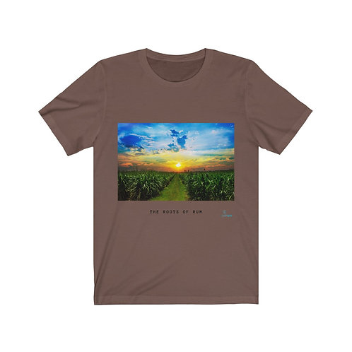 The Roots of Rum - T-shirt