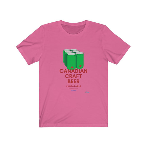 Canadian Craft Beer Can - T-shirt
