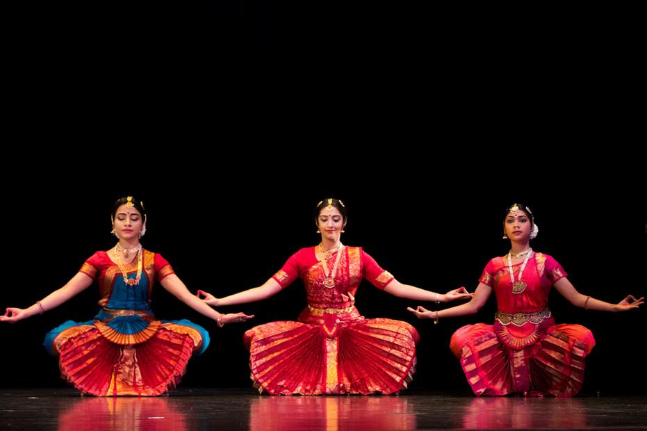 Vidyanjali Bharatnatyam Showcase, Jiva Arts, NYC