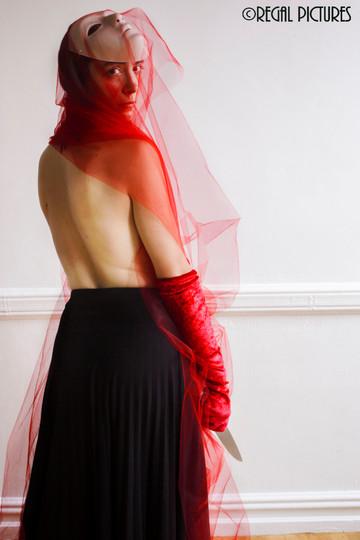 Danse Theatre Surreality Director Lauren Hlubny