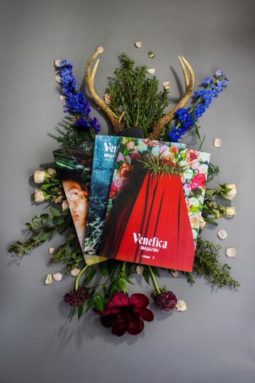 Venefica Magazine, Styled by Melissa Madara, Catland Books Brooklyn, NY