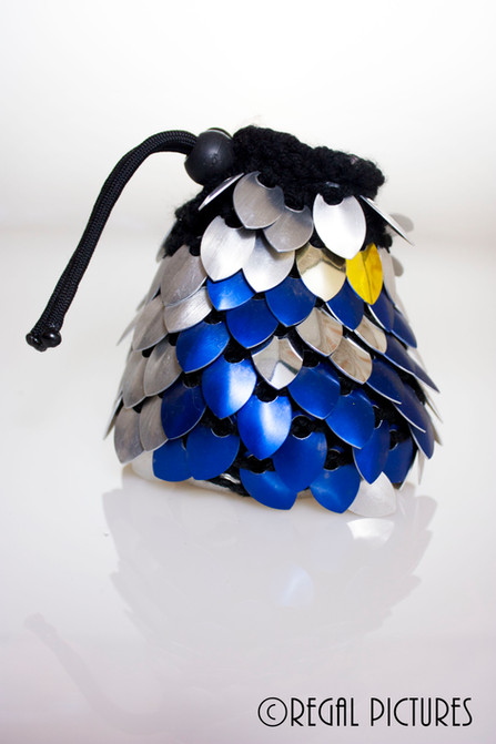 Handmade Bag By Barry Levin