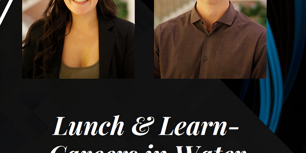 Lunch & Learn- Careers in Water