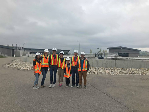 Pine Creek Wastewater Treatment Plant To