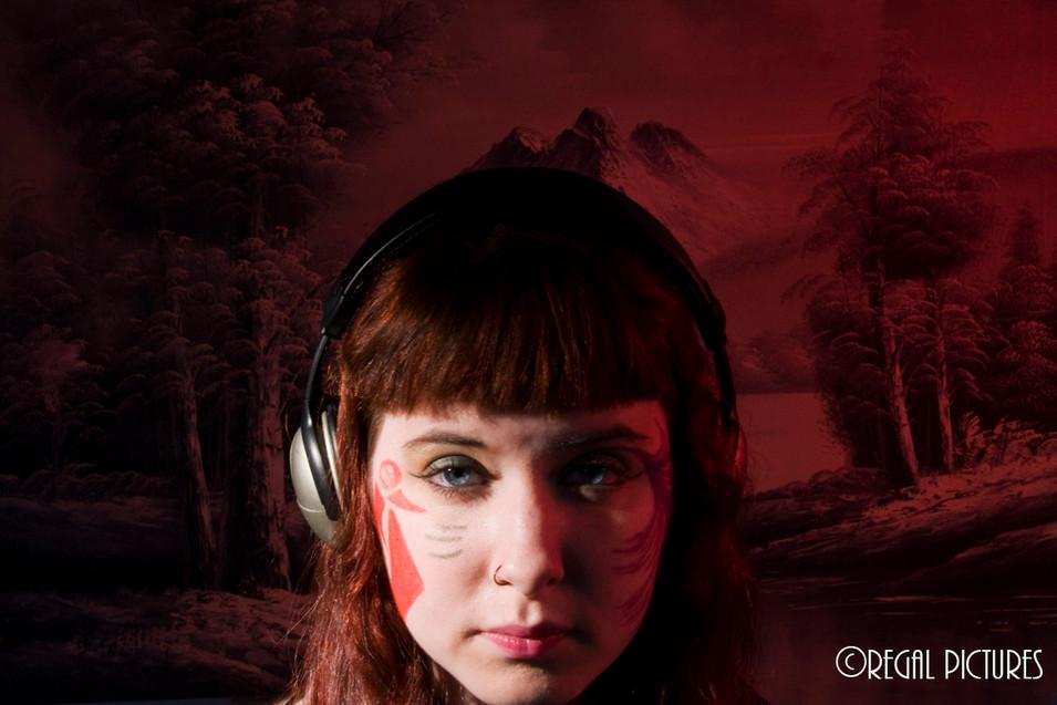 Musician Laura Fisher