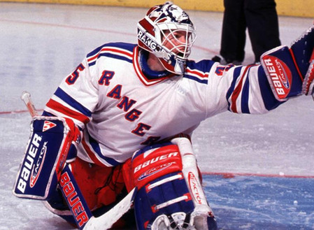 Rangers great Richter says sport brings focus to climate change's thin ice