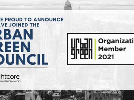 Brightcore Joins Urban Green Council and Building Energy Exchange
