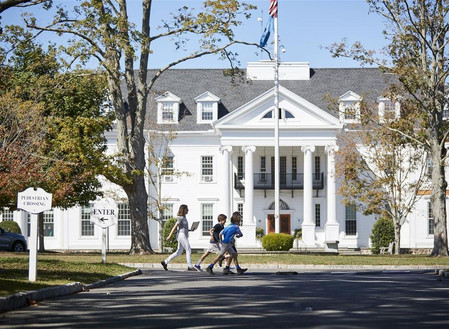 Brightcore Energy Completes LED Lighting Transformation for New Canaan Country School