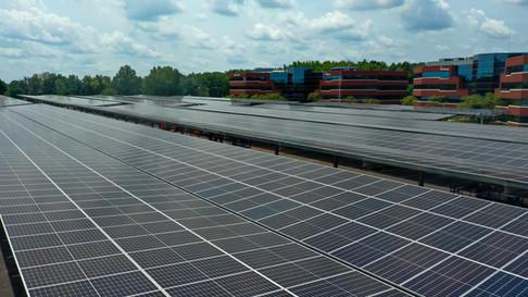 Apex Financial Advisors/Virtua Health Solar Carport Case Study