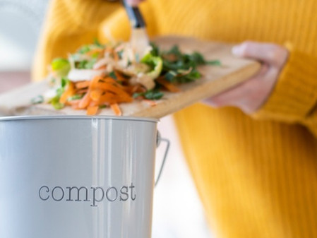 Tackling Food Waste with Learn About Composting Day