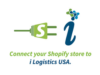 Connect your Shopify store to i Logistics USA