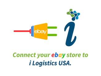 Connet your eBay store to i Logistics USA