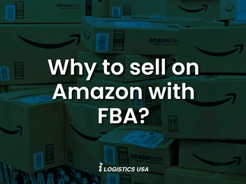 Why to sell on Amazon with FBA?