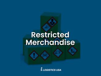 Restricted Merchandise