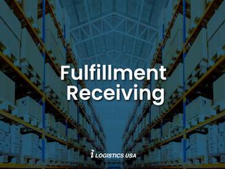 Fulfillment Receiving