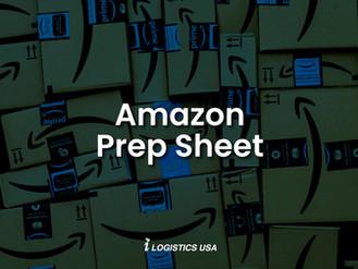 Amazon PREP Sheet