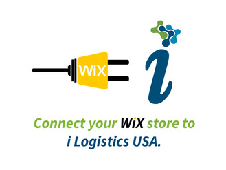 Connect your WiX store to i Logistics USA