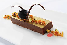 Gourmet Chocolate Dessert
