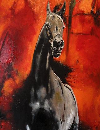 """ART Gutsche """"horse"""""""